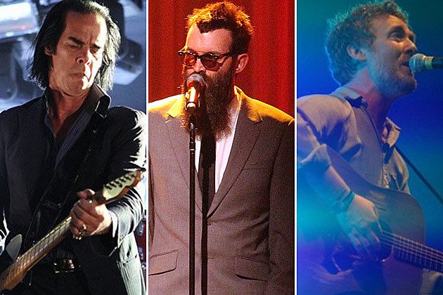 Nick Cave, Eels, Glen Hansard