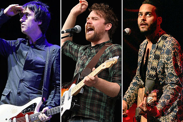 Johnny Marr, Frightened Rabbit, Twin Shadow