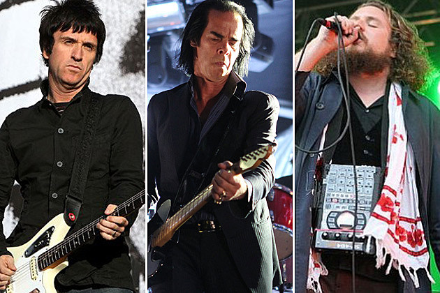 Johnny Marr, Nick Cave, Jim James