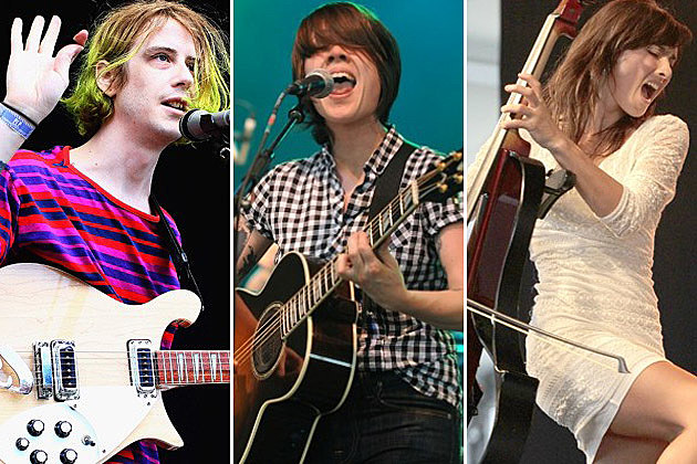 Christopher Owens, Tegan and Sara, Ra Ra Riot