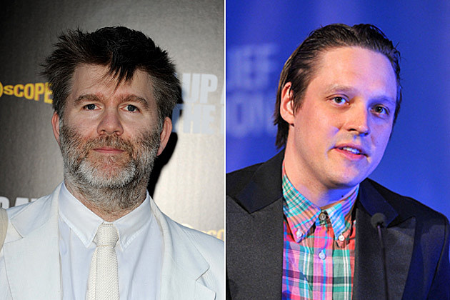 James Murphy Win Butler