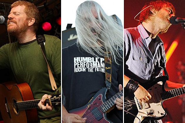 AC Newman, J Mascis, Thom Yorke