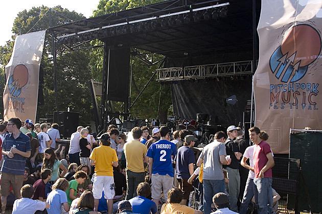 Pitchfork Festval