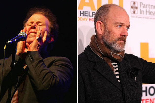 Tom Waits, Michael Stipe