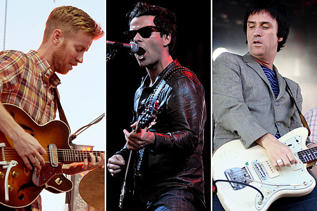 Cold War Kids, Stereophonics, Johnny Marr