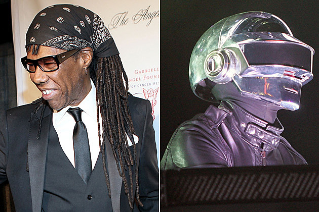 Nile Rodgers, Daft Punk