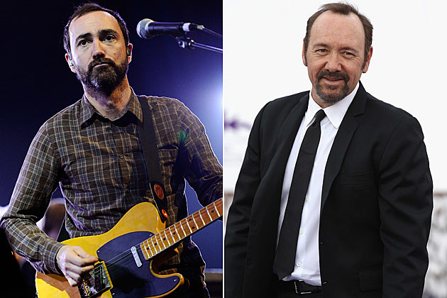 James Mercer Kevin Spacey