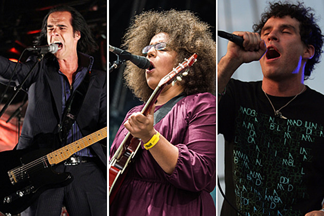 Nick Cave Brittany Howard Avey Tare