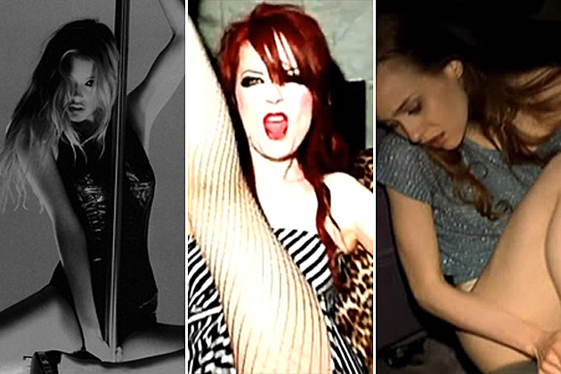 15 Sexiest Rock Music Videos