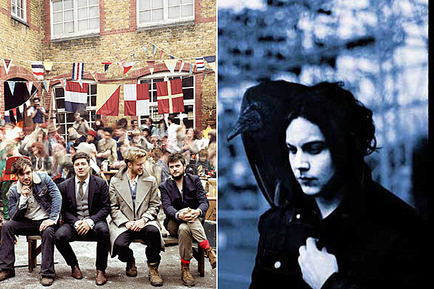 Mumford and Sons, Jack White