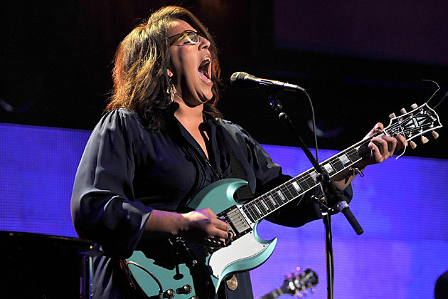 Alabama Shakes Play SNL