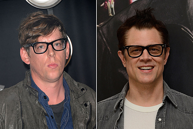 Patrick Carney Johnny Knoxville