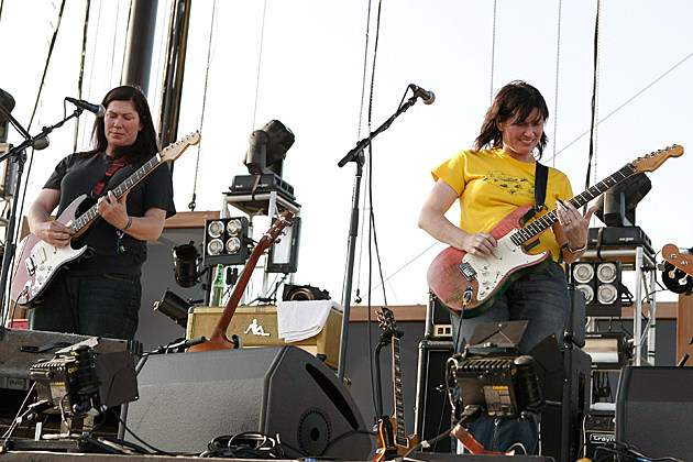 Kelley Deal Kim Deal