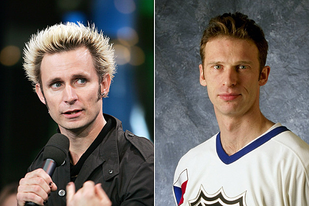 Mike Dirnt Dominik Hasek