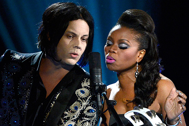Jack White Ruby Amanfu