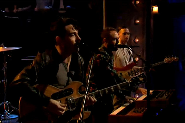 Local Natives on Fallon