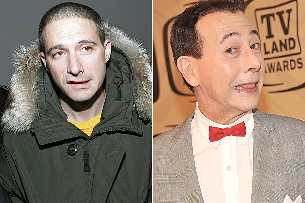 Ad-Rock Pee-wee Herman