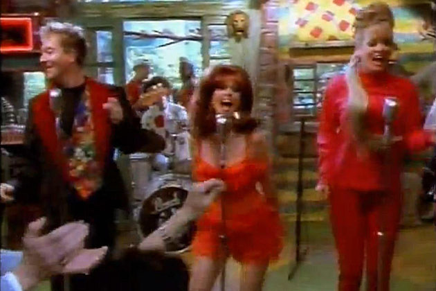 B-52's Love Shack Video