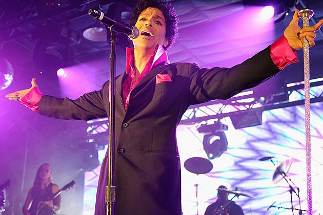 Prince SXSW 2013