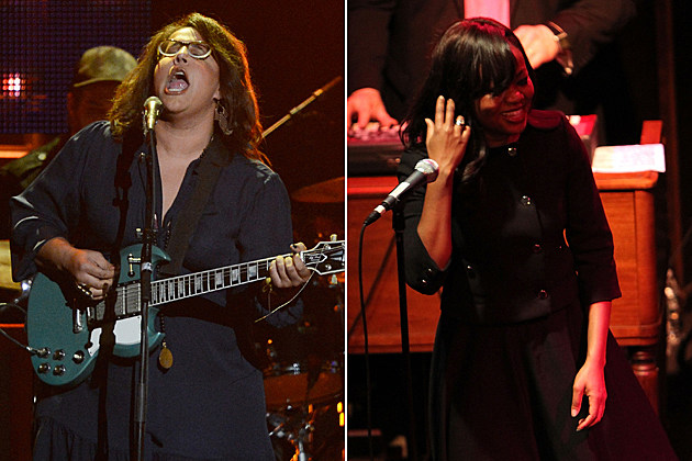 Brittany Howard Ruby Amanfu