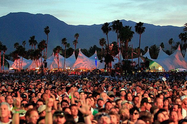 Coachella Atmosphere