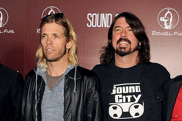 Taylor Hawkins, Dave Grohl