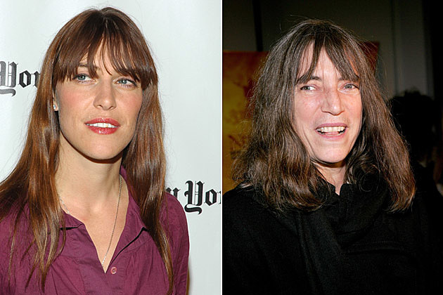 Feist Patti Smith