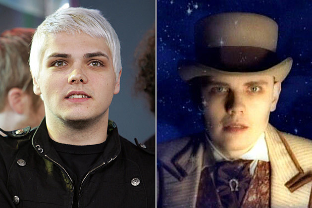 Gerard Way Billy Corgan