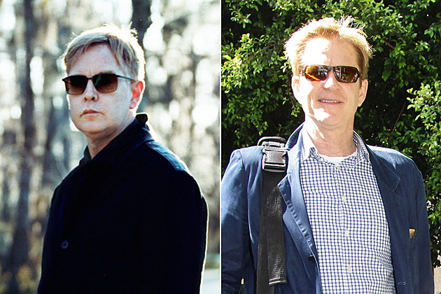 Andy Fletcher Matthew Modine