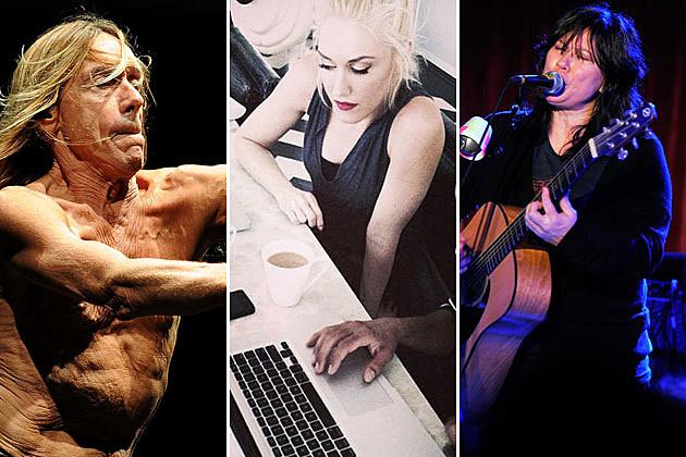 Iggy Pop Gwen Stefani Breeders