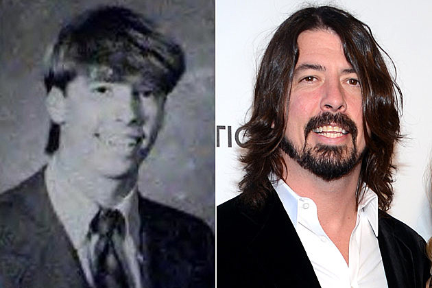 It S Dave Grohl S Yearbook Photo