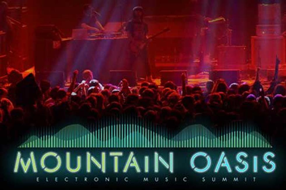 Mountain Oasis Electronic Music Summit to Feature Nine Inch Nails ...