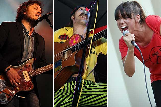 Wilco, Gogol Bordello, Cat Power