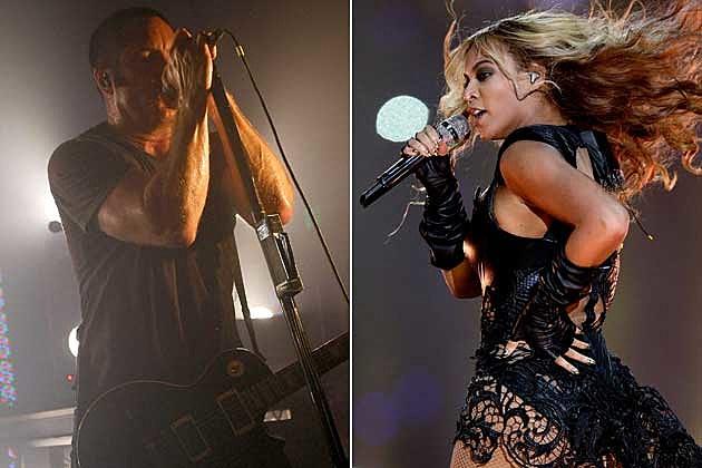 Trent Reznor, Beyonce
