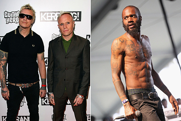 The Prodigy Death Grips