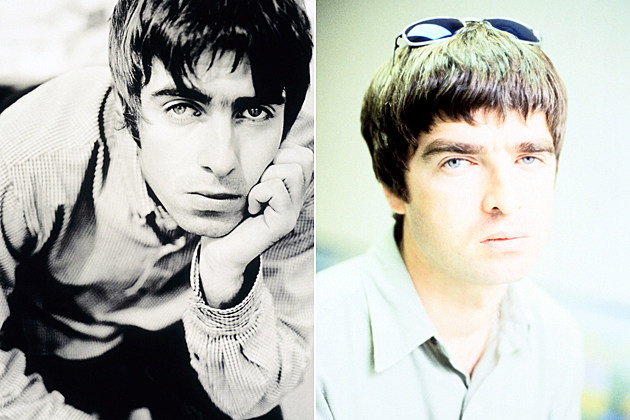 Liam Gallagher Noel Gallagher