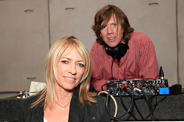 Kim Gordon Thurston Moore
