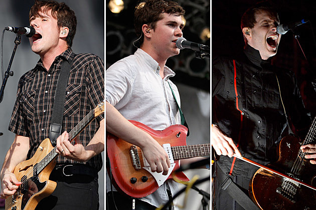 Jimmy Eat World Surfer Blood Sigur Ros