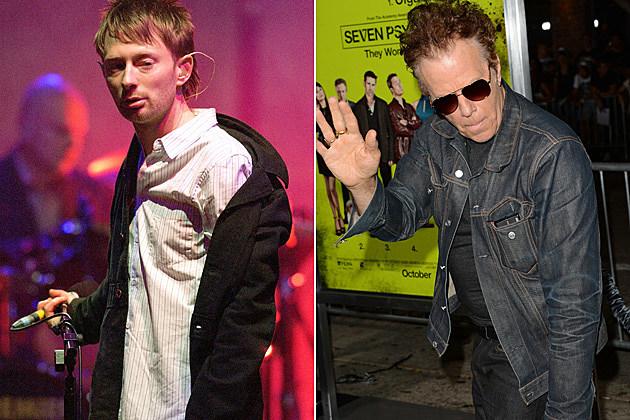 Thom Yorke Tom-Waits