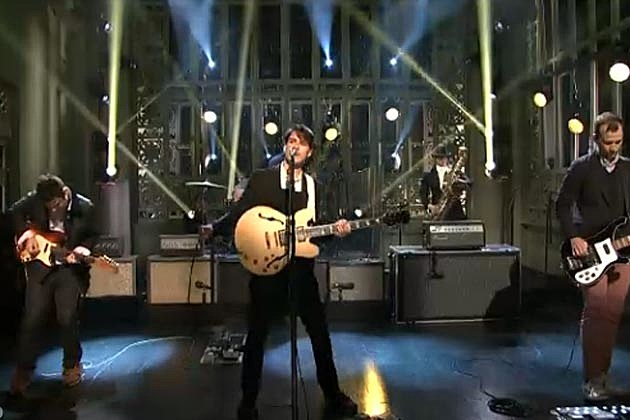 Vampire Weekend SNL