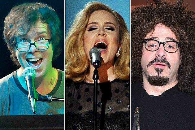 Ben Folds, Adele, Adam Duritz