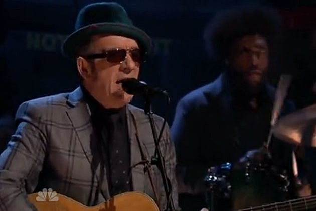Elvis Costello, the Roots
