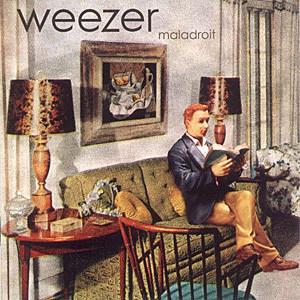 Weezer Maladroit