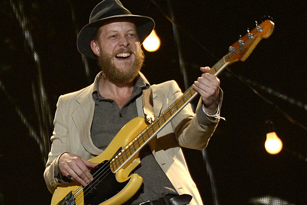 Ted Dwane Mumford and Sons