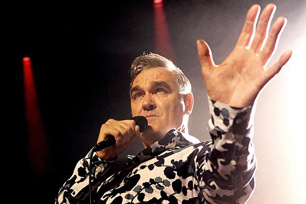 News Bits Morrissey Makes Massive Peta Donation Johnny