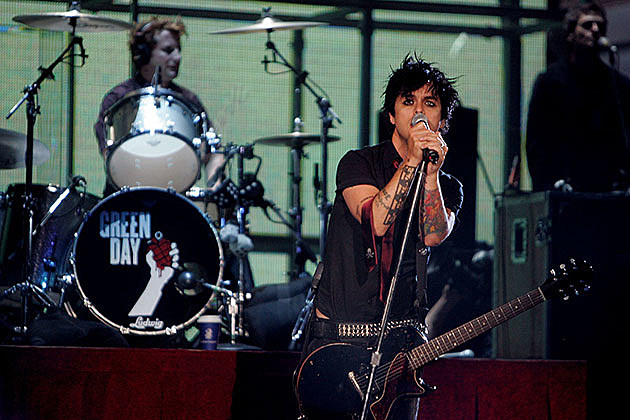 Green Day by Kevin Winter