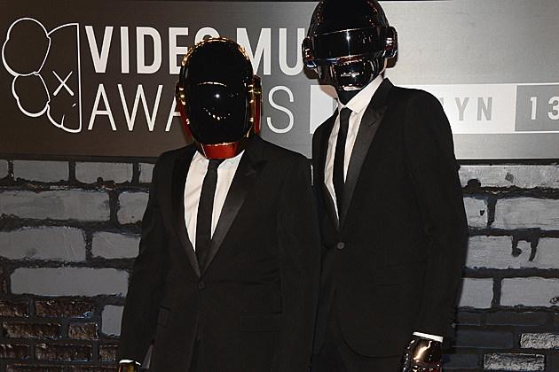 Daft Punk VMAs 2013