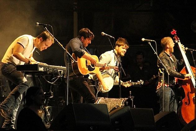 Mumford lollapalooza 2013