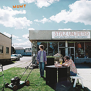 MGMT, MGMT, Columbia Records