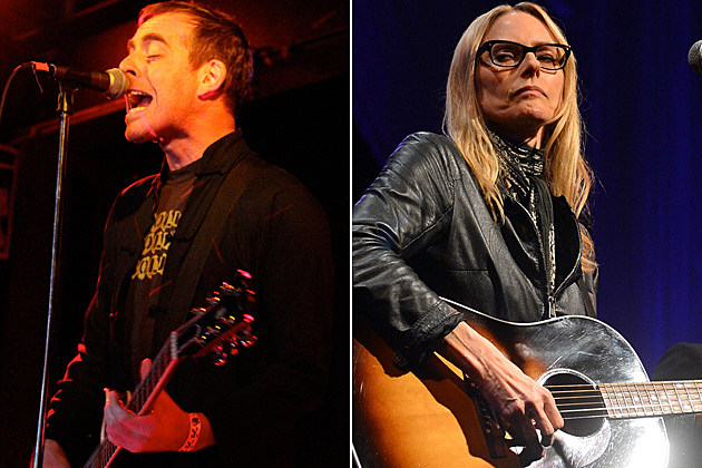Ted Leo Aimee Mann Both